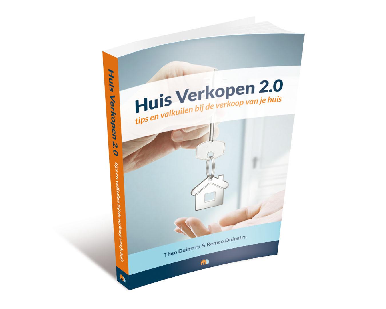 E-book 'Huis Verkopen 2.0' - Duinstra Makelaars