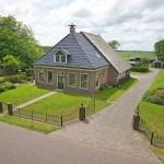 Woonboerderij te koop Suwald - Friesland