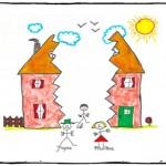 Niet kunnen scheiden vanwege de hypotheek