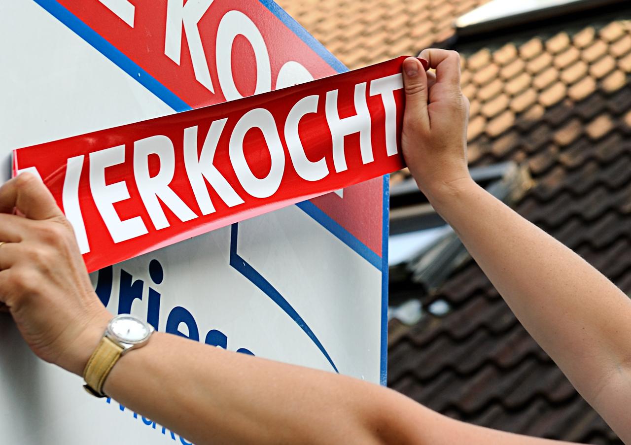Zo maak je je huis klaar voor de verkoop duinstra makelaars - Zinkt de verkoop ...