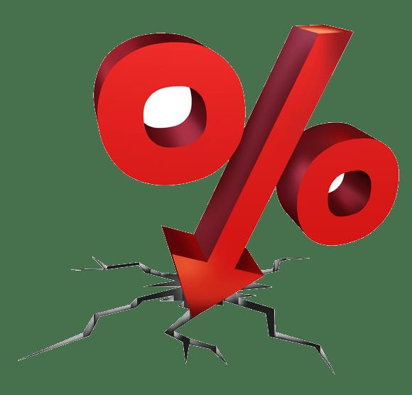 hypotheek rente loopt af
