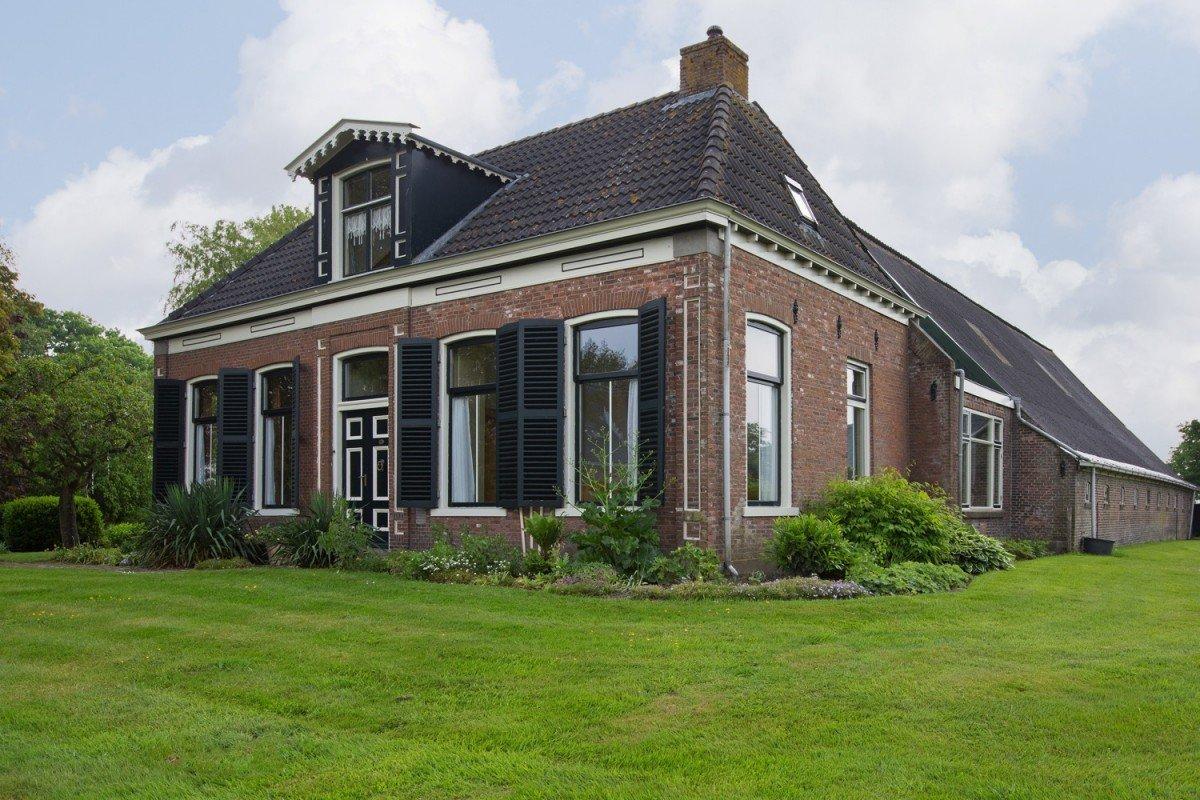 Woonboerderij te koop Suwu00e2ld : Friesland